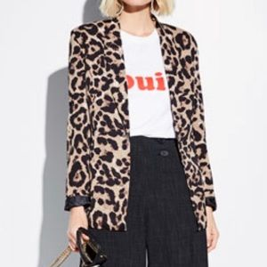 StyleKeepers The Fierce Leopard Print Blazer
